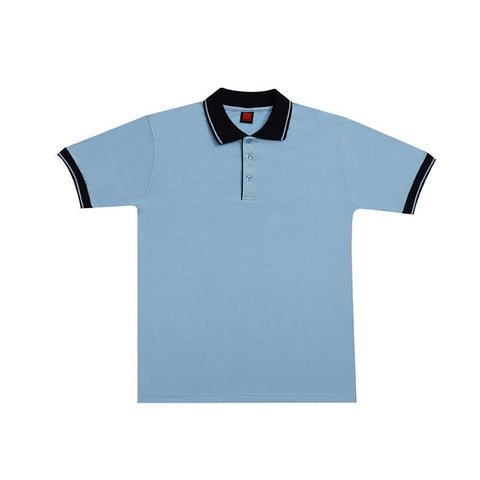 Basic Jersey Unisex Polo T-shirt | Executive Door Gifts