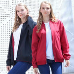 2 Tone Bomber Jacket | Executive Door Gifts