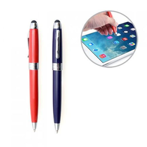 Cacharel Ballpoint Pen with Stylus | Executive Corporate Gifts Singapore