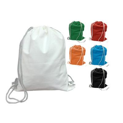 Canvas Drawstring Bag | Executive Corporate Gifts Singapore