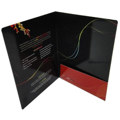Corporate Folder | Executive Door Gifts