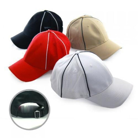 Cotton Twill Unbrushed Cap | Executive Door Gifts