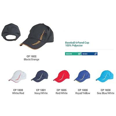 Stripes Quick Dry Baseball Cap - abrandz
