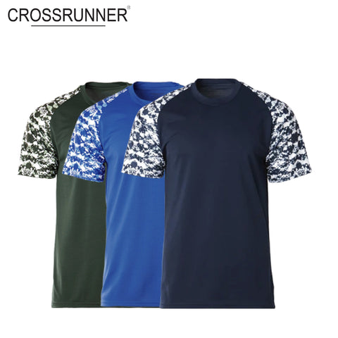 Crossrunner 2200 Jacquard Pique T-Shirt | Executive Corporate Gifts Singapore