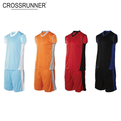 Crossrunner 1200 Flat Knit Basketball Suit | Executive Corporate Gifts Singapore