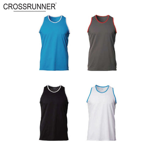 Crossrunner 1500 Ringer Singlet | Executive Corporate Gifts Singapore