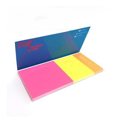 Custom Cover Post-it Pad | Executive Corporate Gifts Singapore