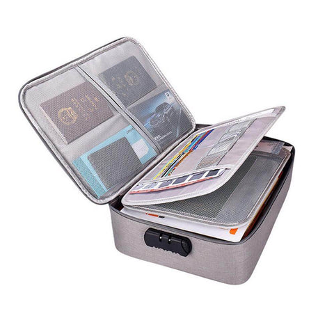Document and Accessories Organizer with Number Lock | Executive Corporate Gifts Singapore