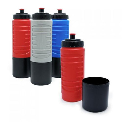 Doubleair Sport Bottle with Cup - abrandz
