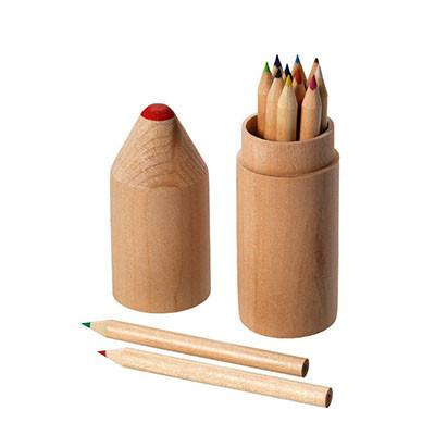Eco 12-Piece Pencil Set | Executive Door Gifts