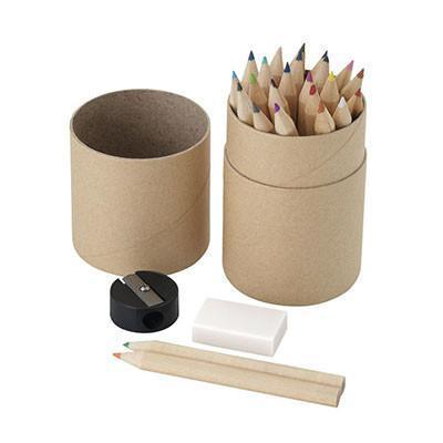 Eco 26-Piece Pencil Set | Executive Door Gifts