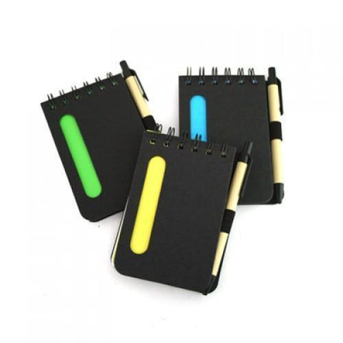 Eco-Friendly Notebook With Pen | Executive Corporate Gifts Singapore