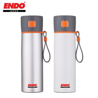 ENDO 500ml Anti Bacterial Stainless Steel Tumbler | Executive Door Gifts