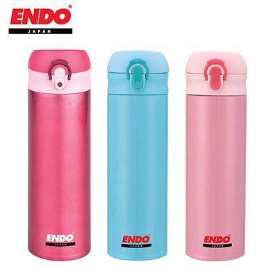 ENDO 480ml Lightweight Double Stainless Steel Flask | Executive Door Gifts