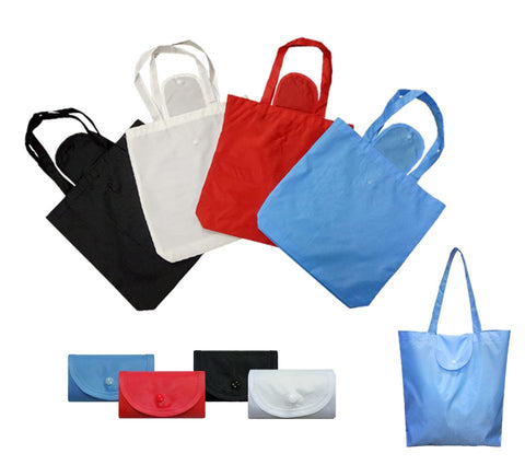 LIghtweight Foldable Carrier Bag (210D) | Executive Corporate Gifts Singapore