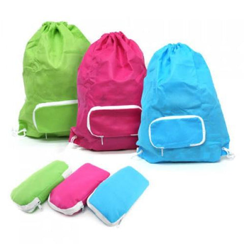 Foldable Drawstring Bag | Executive Door Gifts