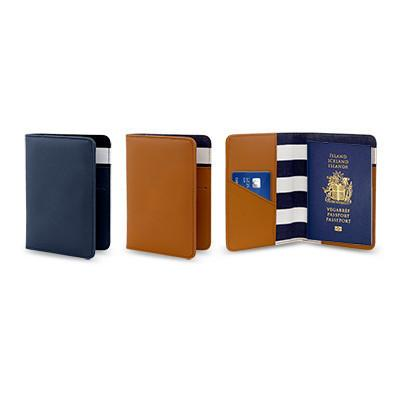Folded Passport Travel Wallet | Executive Corporate Gifts Singapore