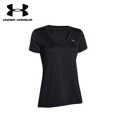 Under Armour Ladies V-Neck Tee - abrandz