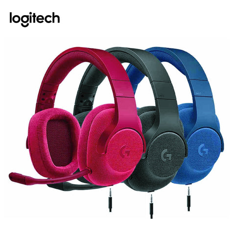 Logitech G433 7.1 Wire Surround Gaming Headset | Executive Corporate Gifts Singapore