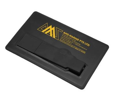Slim Card Shape USB Flash Drive | Executive Corporate Gifts Singapore