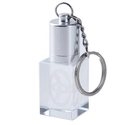 Perfume Bottle Crystal USB USB Drive with LED Light | Executive Door Gifts