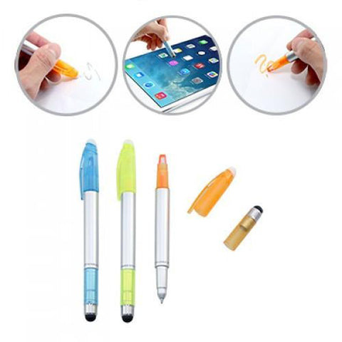 Highlighter, Ball Pen & Stylus | Executive Door Gifts