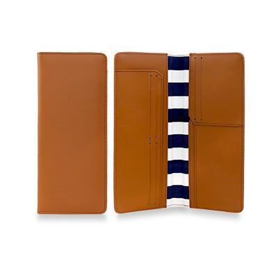 Leather Travel Wallet | Executive Corporate Gifts Singapore
