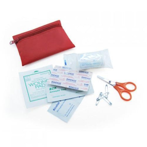 Mini First Aid Kit with Pouch - abrandz