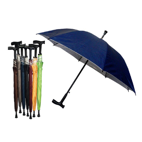 "24"" Auto Open Stick Umbrella 