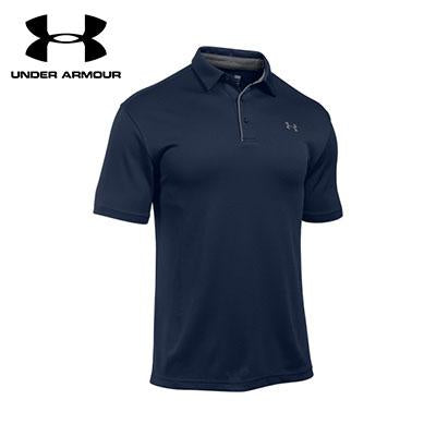 Under Armour New Tech Men Polo Shirt - abrandz