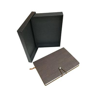 Notebook With Black Box - abrandz
