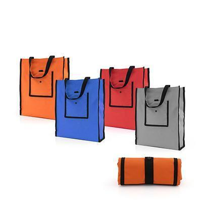 Nylon Foldable Tote Bag | Executive Corporate Gifts Singapore