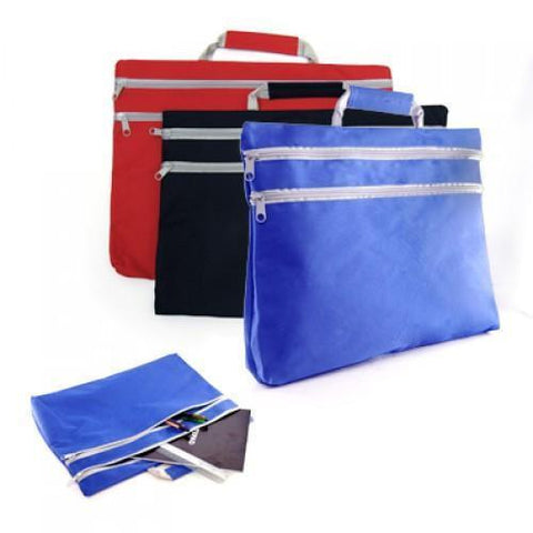 Nylon Folder Bag | Executive Corporate Gifts Singapore