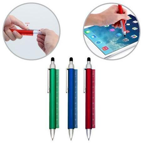 Pen with Ruler and Stylus | Executive Corporate Gifts Singapore