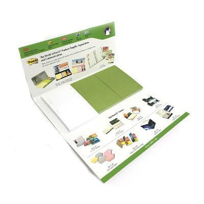 Post-it Pad with custom Cover ( 2 x 3 ) | Executive Corporate Gifts Singapore