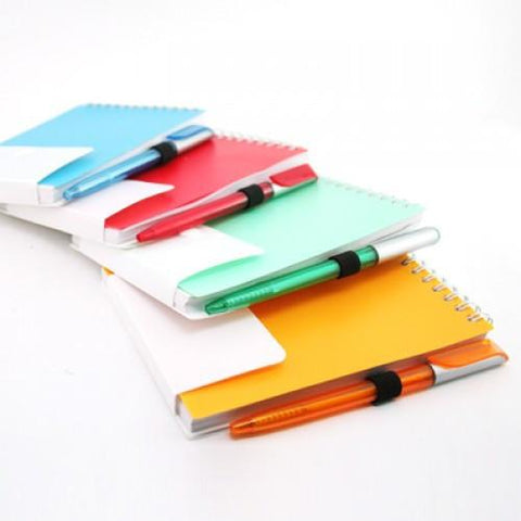 PP Notepad with Pen - abrandz