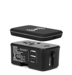 Travel Adaptor with Wireless Charging | Executive Corporate Gifts Singapore
