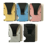 Carbon Fiber RFID Case with Money Clip | Executive Corporate Gifts Singapore