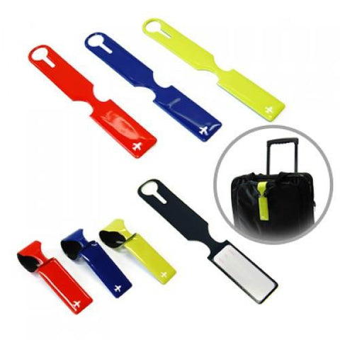 PVC Rectangular Luggage Tag | Executive Corporate Gifts Singapore
