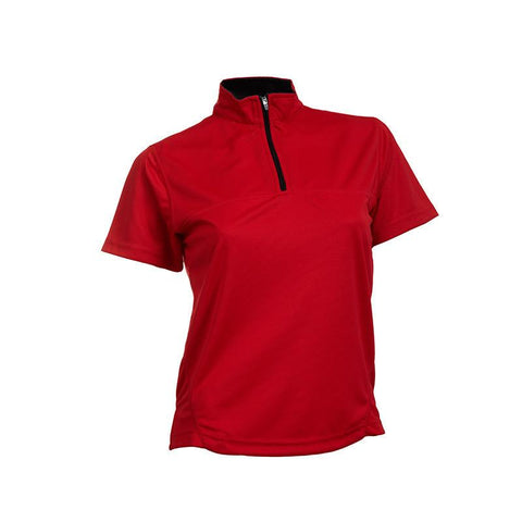 Quick Dry Female Mandarin Collar T-shirt | Executive Corporate Gifts Singapore