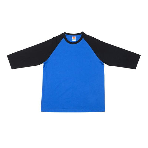 Raglan Mid Long Sleeve Round Neck T-shirt | Executive Corporate Gifts Singapore