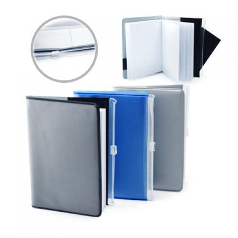 Raxkin PVC Passport Holder with Notebook | Executive Corporate Gifts Singapore