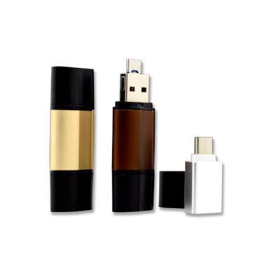 Rectangle OTG USB Drive | Executive Corporate Gifts Singapore