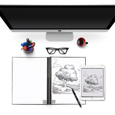 Rocketbook Everlast Smart Notebook- Lettersize | Executive Door Gifts