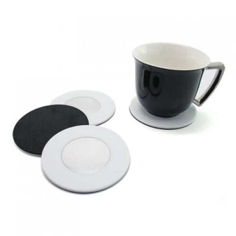 Round Coaster Set | Executive Corporate Gifts Singapore