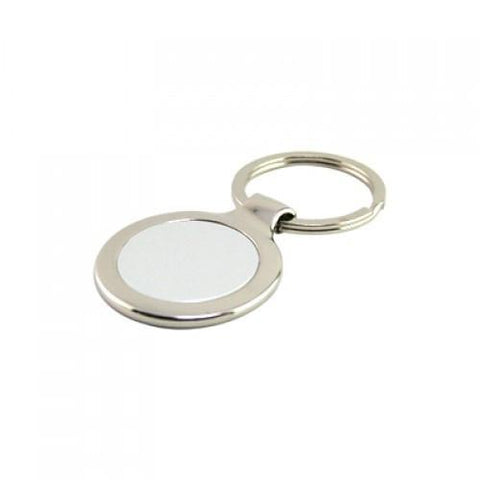 Round Shape Keychain | Executive Corporate Gifts Singapore