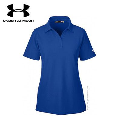 Under Armour Performance Ladies Polo Shirt - abrandz