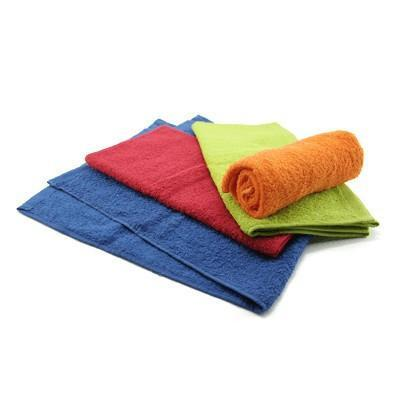 Solid Colour Sports Towel | Executive Door Gifts