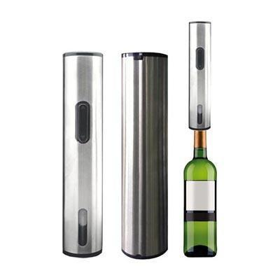 Stainless Steel battery Wine Opener | Executive Corporate Gifts Singapore