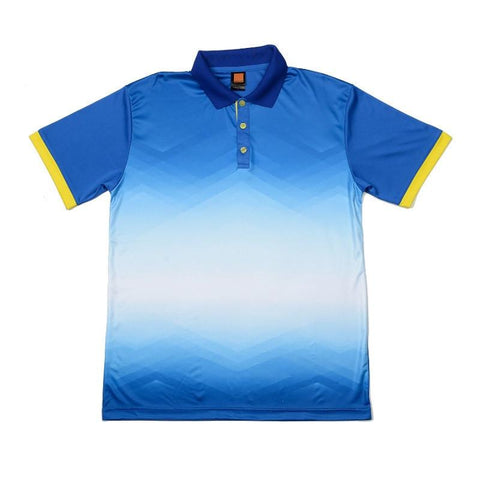 Sublimation Print Basic Polo T-shirt | Executive Corporate Gifts Singapore